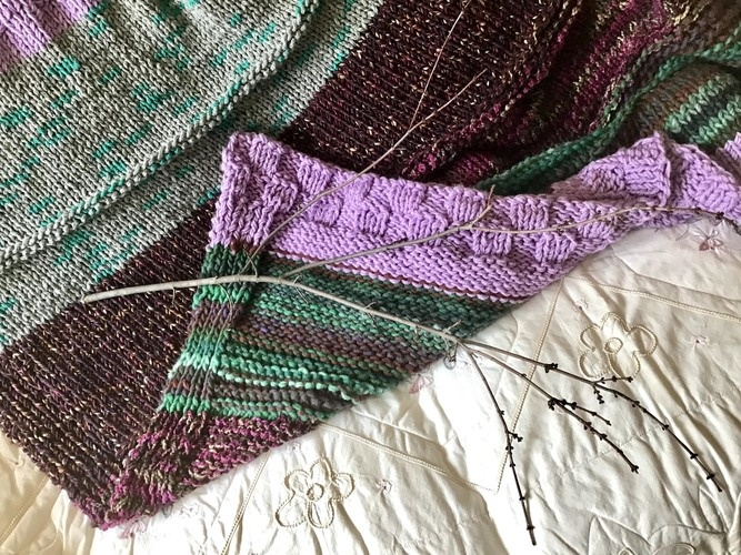 Makerist - The Forbidden Forest  - Knitting Showcase - 3