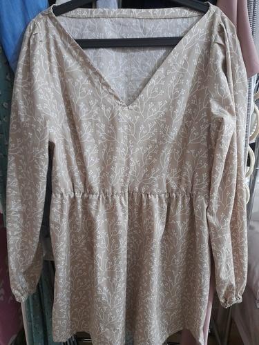 Makerist - Tunique oh manche longue - Créations de couture - 1