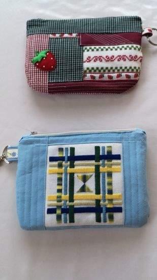 Makerist - Mimi Pouch kleine Tasche - 1