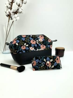 Makerist - Handmade Kosmetiktasche,umweltfreundlich,Kulturtasche  - 1