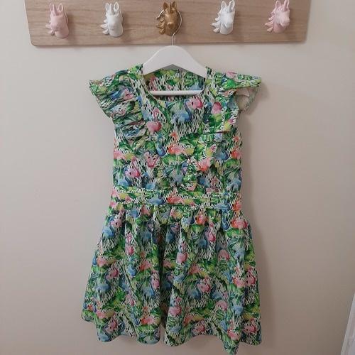 Makerist - Robe fille - Créations de couture - 1