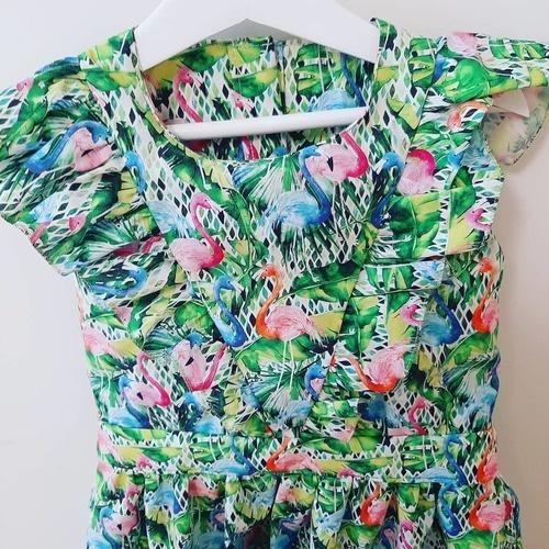 Makerist - Robe fille - Créations de couture - 3