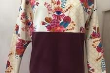 Makerist - Fledermaus Shirt  - 1