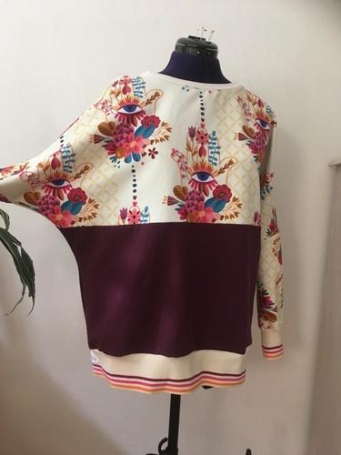Makerist - Fledermaus Shirt  - Nähprojekte - 2