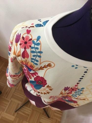 Makerist - Fledermaus Shirt  - Nähprojekte - 3