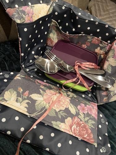 Makerist - Mes lunch bag  - Créations de couture - 1