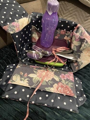 Makerist - Mes lunch bag  - Créations de couture - 3