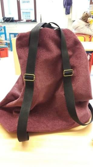 Makerist - sac à dos indi de Miss Lili - 1
