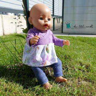Makerist - Puppen-Romy von Monalienchen  - 1
