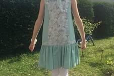 Makerist - Robe brunette en 10 ans - 1