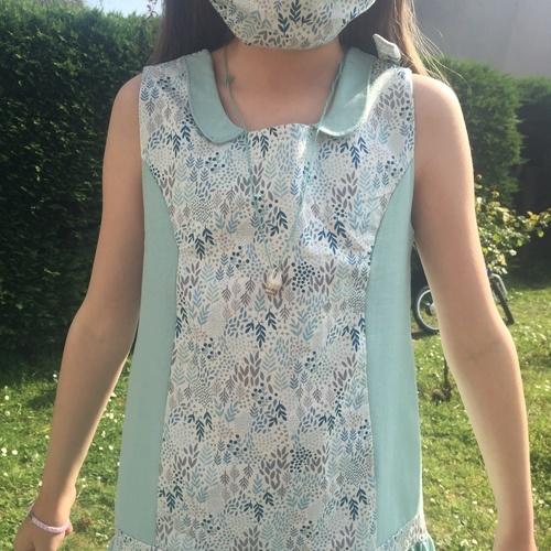 Makerist - Robe brunette en 10 ans - Créations de couture - 2