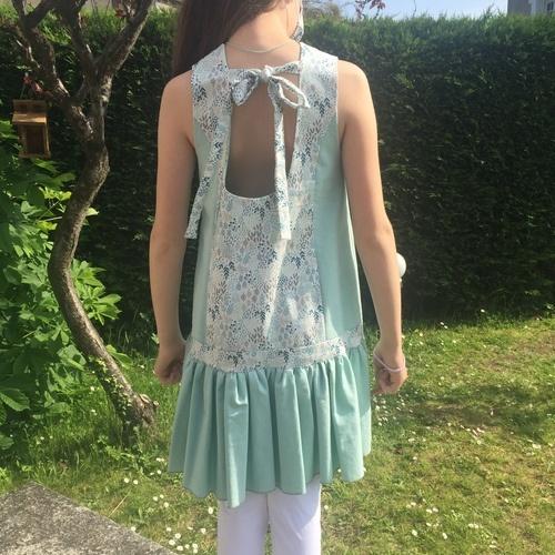 Makerist - Robe brunette en 10 ans - Créations de couture - 3