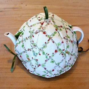 Makerist - Teekannenwärmer - 1