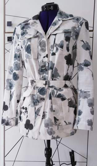 Makerist - Saharienne Narcisse  - 1