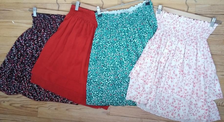 Makerist - Une jupe pour chaque saison ! - Créations de couture - 1