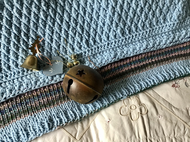 Makerist - Antique Bell Baby Blanket  - Crochet Showcase - 3