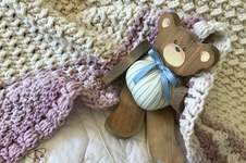 Makerist - French Chateau Baby Blanket  - 1
