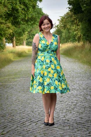 Makerist - Ladiesdress Sophie von Graustufen-Stoffe  - 1