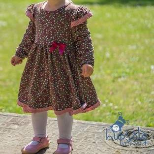 Makerist - Kinderkleid Louann aus Jersey  - 1