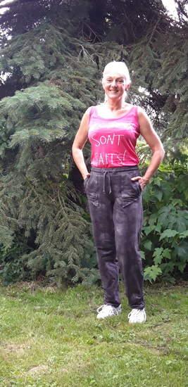 Makerist - Damenhose Katniss als Jogginghose aus French Terry  - 1
