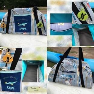 Makerist - Sac de kayak - 1