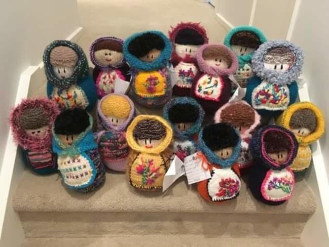 Makerist - Baboushkas bound for Syria - Knitting Showcase - 1
