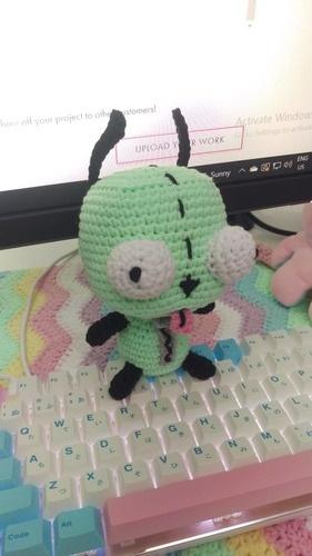 Makerist - GIR - Crochet Showcase - 1