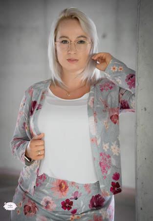 Makerist - Cardigan Varenna als Balzer :-) - 1