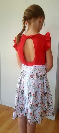 Makerist - Kleid für unser Elfenschulkind passend zur Zuckertüte - 1