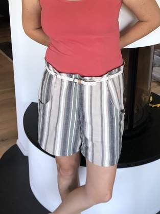 Von #jusasu Shorts Pastinaca