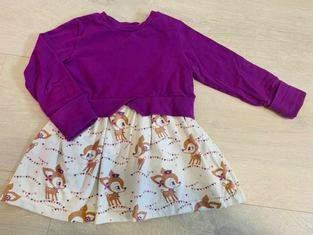 Makerist - Girly-Sweater mit Hafenkitz  - 1