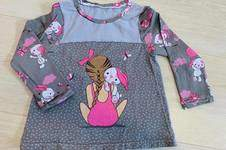 Makerist - Mädchen mit Hase :) - 1