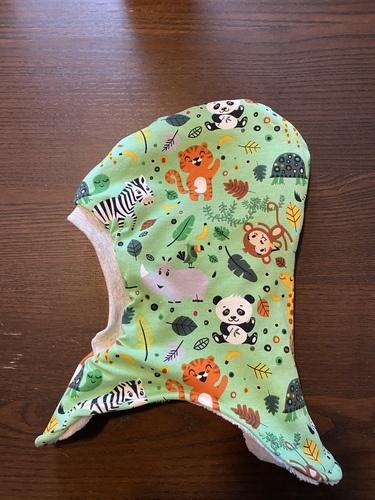 Makerist - Schlupfmütze für den Winter - Nähprojekte - 1