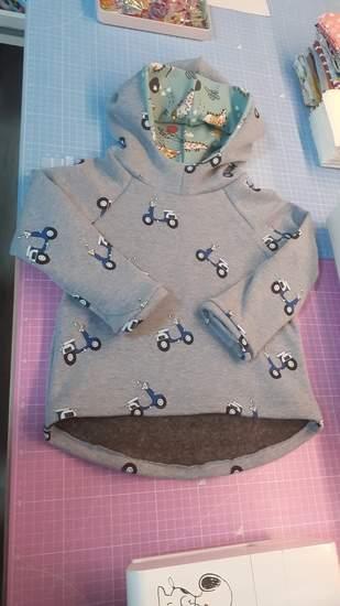 Makerist - Sweat-shirt Toni enfant - 1
