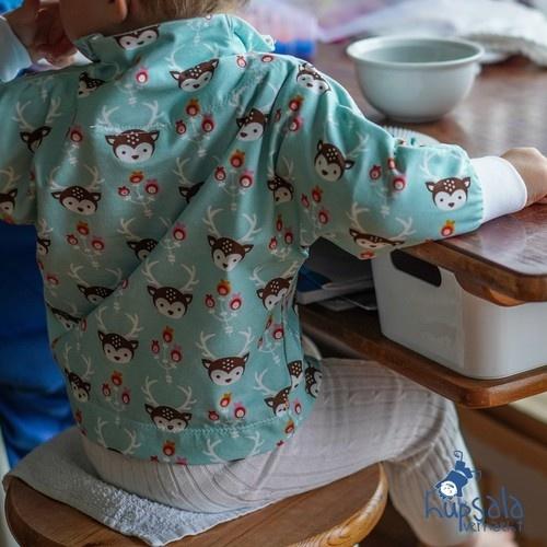 Makerist - Shirt Jule + Fin für Kinder aus Jersey - Nähprojekte - 3