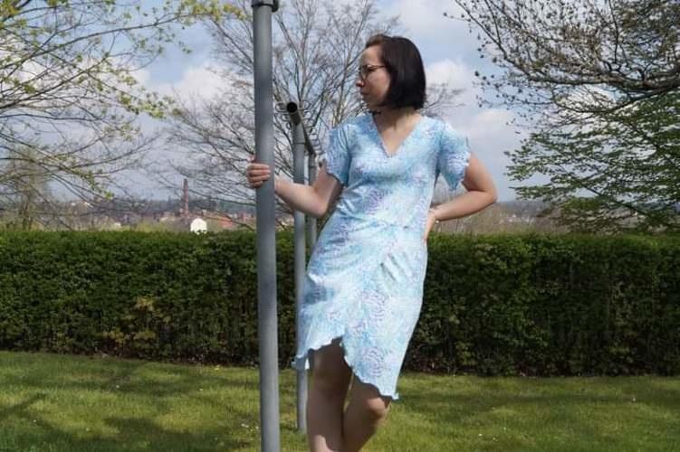 "Makerist - Kleid ""Ametrin"" - Nähprojekte - 3"