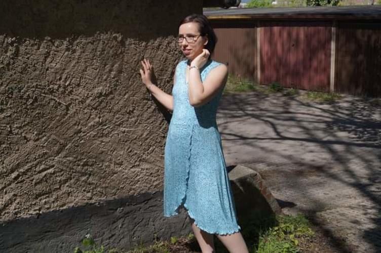 "Makerist - Kleid ""Ametrin"" - Nähprojekte - 2"