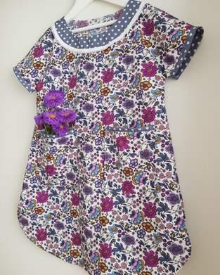 Makerist - Kleid Sinar aus Webware - 1