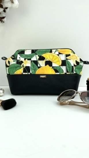 Makerist - Handmade Kulturtasche - 1