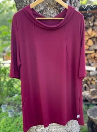 Shirt/Tunika Moxie von Sew Simple