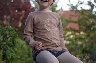 Makerist - Kids Basic Shirt - 1