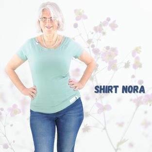 Makerist - Raglanshirt Nora Gr. 34-46 aus Jersey - 1