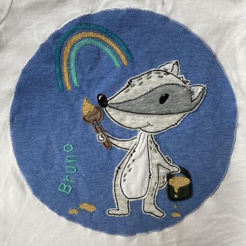 Makerist - Geburtstagsshirt - DIY für Kinder - 1