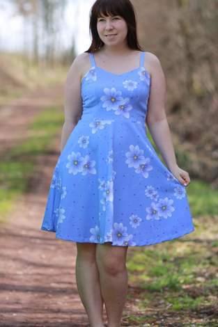Makerist - Kleid Denali aus Jersey - 1