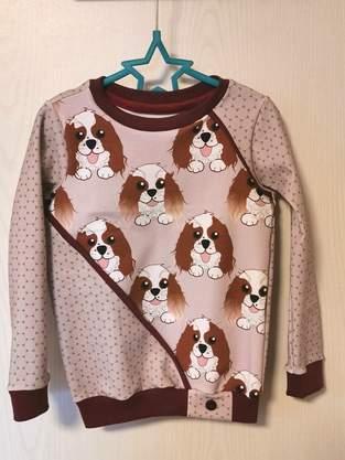 Makerist -  Main jagged Shirt  - 1