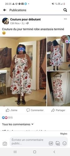 Makerist - Robe bandeau  - Créations de couture - 1