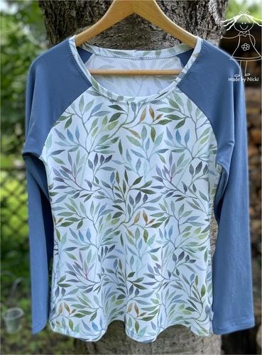 Makerist - Raglan-Shirt von Lillesol & Pelle - Nähprojekte - 1