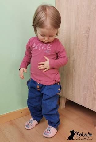 Makerist - Jeans für die Kleinsten  - 1