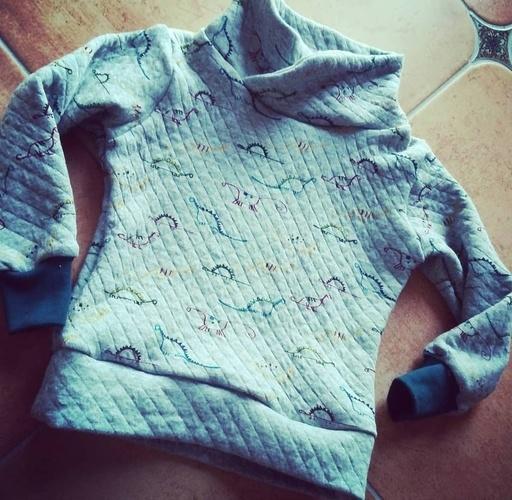 Makerist - Sweat konfettis - Créations de couture - 1