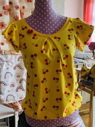 Makerist - Shirt Amelie - 1